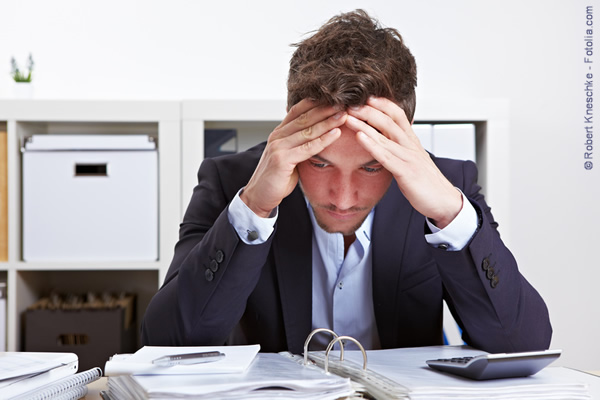 Buchhaltung für KMU: oft eine Herausforderung