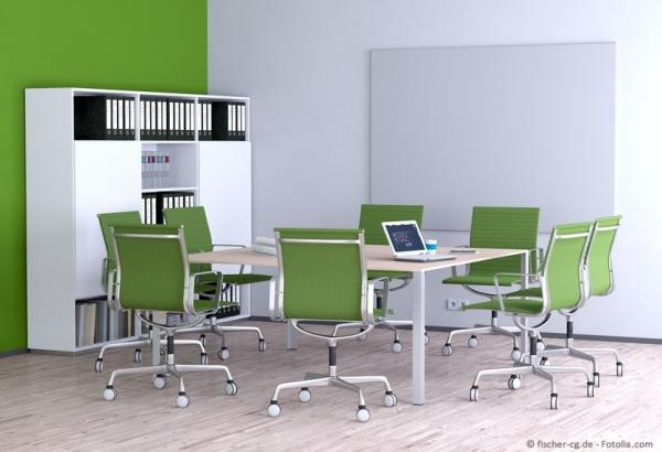 Büroeinrichtungen, Buchhaltung, Inkasso, Verpackungen, Drucker etc.