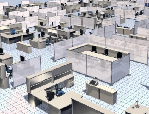 Unterhaltsreinigung für Büro und Gewerbe