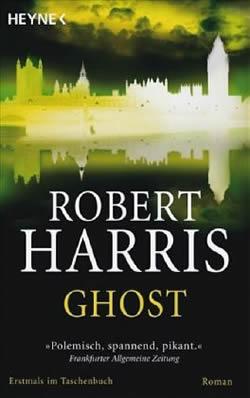 Ghost - ein Krimi über einen Ghostwriter