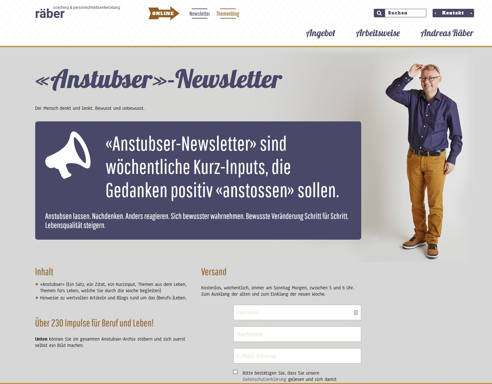 Newsletter-Marketing - Wirksames Online Marketing Instrumen für KMU