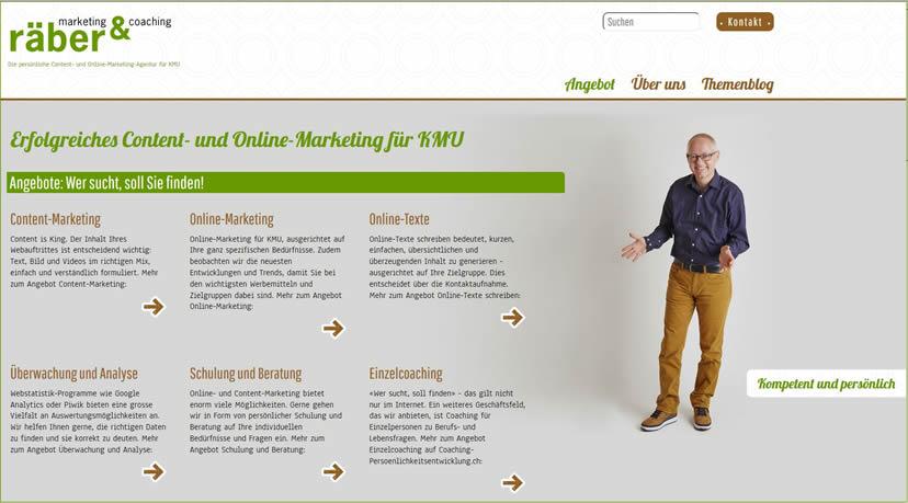 Erfolgreiches Content- und Online-Marketing für KMU