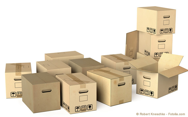 Stabile Verpackungen: Oft verwendbar - doch wie funktioniert die Rückgabe?