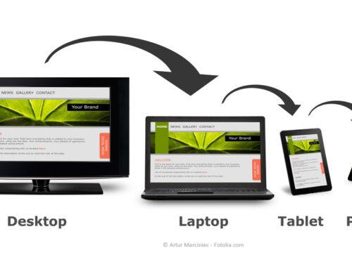 Ziel einer Webseite: Mit einem professonellen Webdesign Kunden erreichen & Umsatz steigern